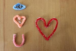 Borax Hearts